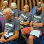 Board alters prior vote, OKs shelter plan