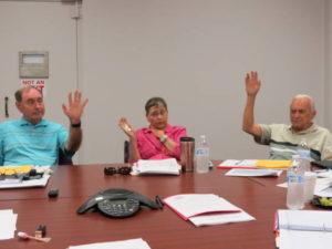 City board OKs 12-cent tax hike 3-2