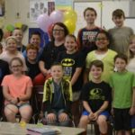 County schools chose employee of month