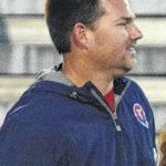 Forbush coach suspended