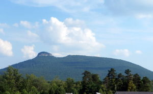 Pilot Mountain State Park commemorating 50th anniversary