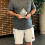 Hill inducted into NCSCA Hall of Fame
