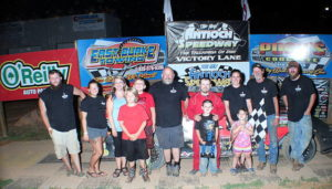 Greene win special race at Antioch