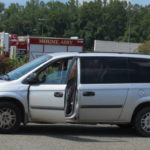 Pipe bomb found in vehicle