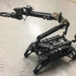 Robots on call for bomb cases
