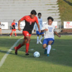 Cards soccer improves to 2-0