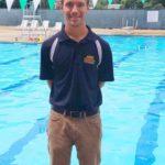 Whitaker dives into city aquatics role