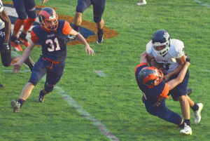 Bears open with exciting 45-38 win