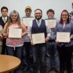 Ten earn Working Smart certificates