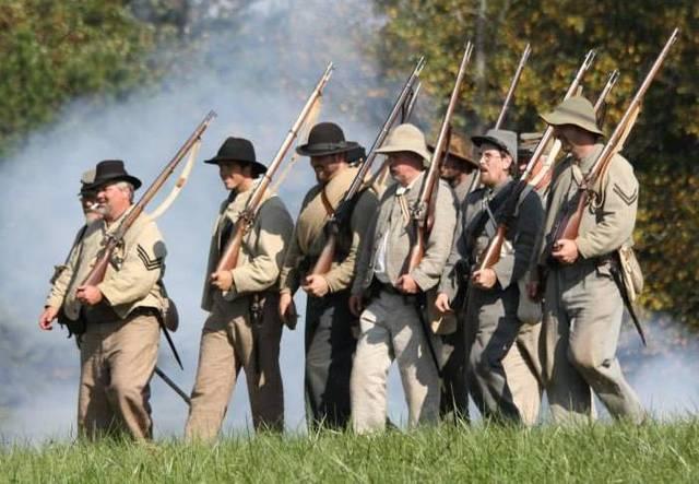 Civil War weekend planned in Patrick | Mt  Airy News