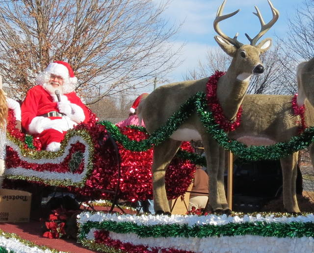 Statesville Christmas Parade 2021 City Christmas Parade To Roll Saturday Mt Airy News