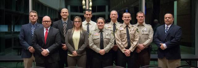 24 graduate from basic law training | Mt  Airy News
