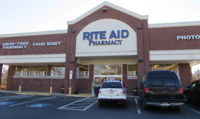 Downtown Rite Aid Store Is Closing
