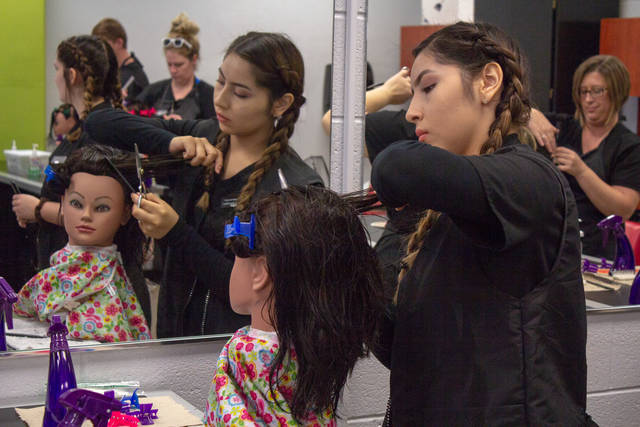 Cosmetology Students Set 100 Percent Passing Rate Mt Airy News