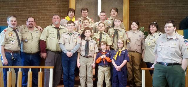 Scouts looking for your used shoes | Mt  Airy News