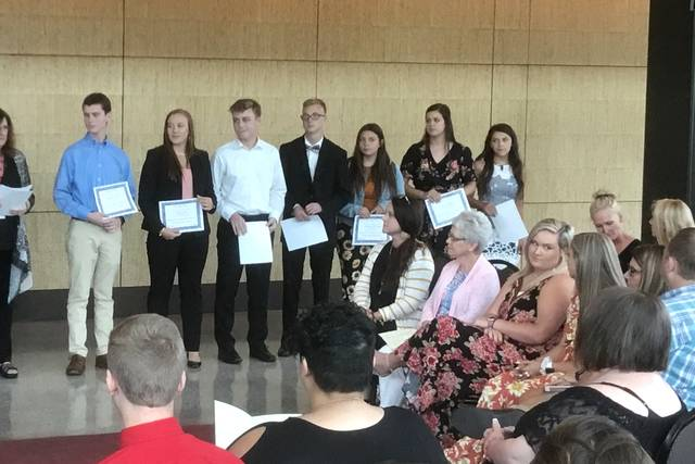 33 County Students Receive Scholarships Mt Airy News