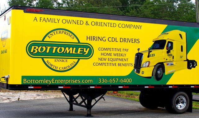 County to help trucking firm | Mt  Airy News