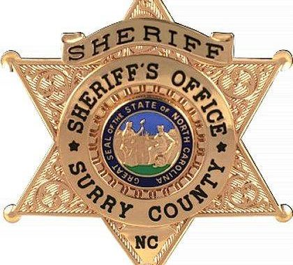 Surry County Sheriff Reports | Mt  Airy News