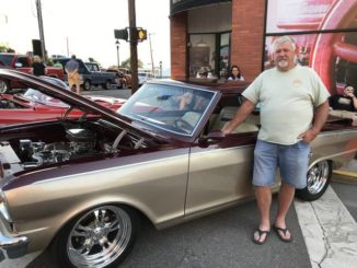 Saturday cruise-in to have patriotic theme