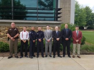 Eight graduate from Surry Basic Law Enforcement