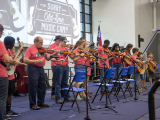 SCC to hold old-time music camp