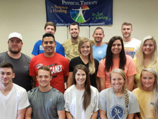 14 graduate from PT assistant program