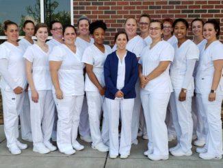 SCC Nurse Aide students complete classes