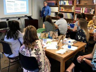 Surry County Schools welcomes new teachers