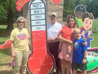 Playground fundraiser nears 50% of goal