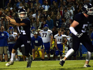 Bears pull away late for 57-38 victory
