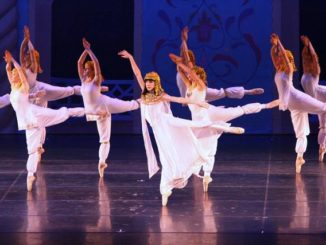 Ballet company performing in Mount Airy