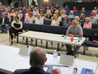 Money issues dominate candidate forum