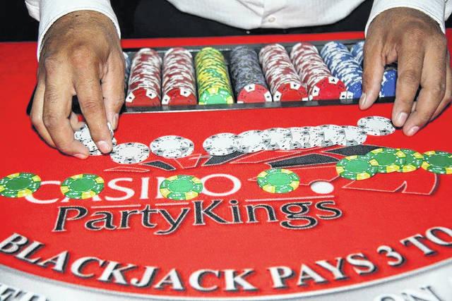 casino royale nights