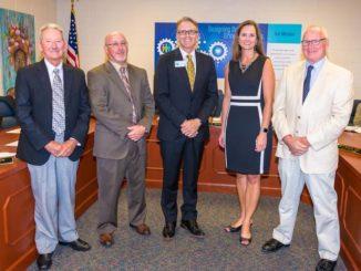 Reeves named top superintendent in region
