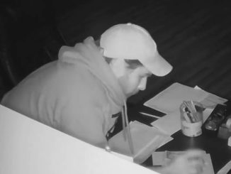 Info sought on break-in caught on video