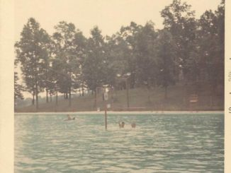 Lake Alpine lives on in memory