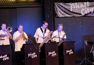 Phatt City in concert on Friday
