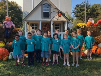 Tharrington students visit government offices