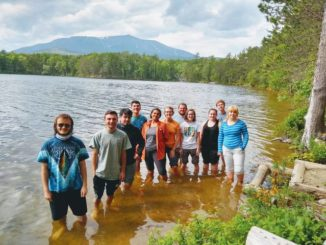 Students explore wide ranging ecosystem
