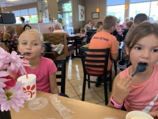 Rockford students earn trip to Chick-fil-A