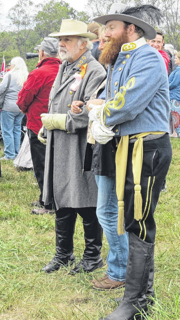 Don T Attack History Is Theme Of Civil War Event Mt Airy News