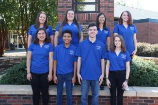 Eight serve as SCC ambassadors