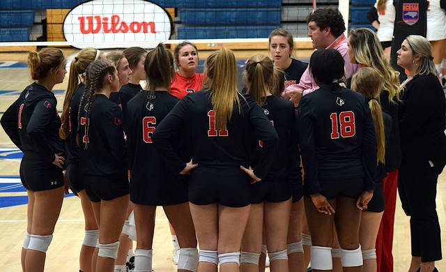 Gilley To Take Over Scc Volleyball Mt Airy News
