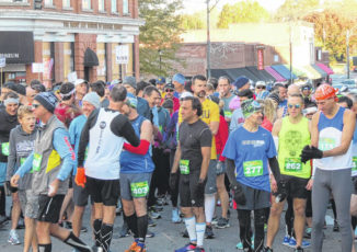 Half-marathon on pace for record turnout