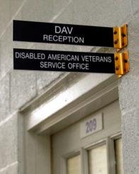 DAV moves office to Jones Center