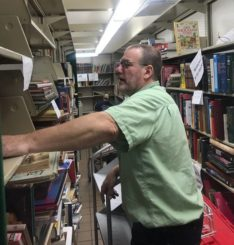 Library book sale begins tonight