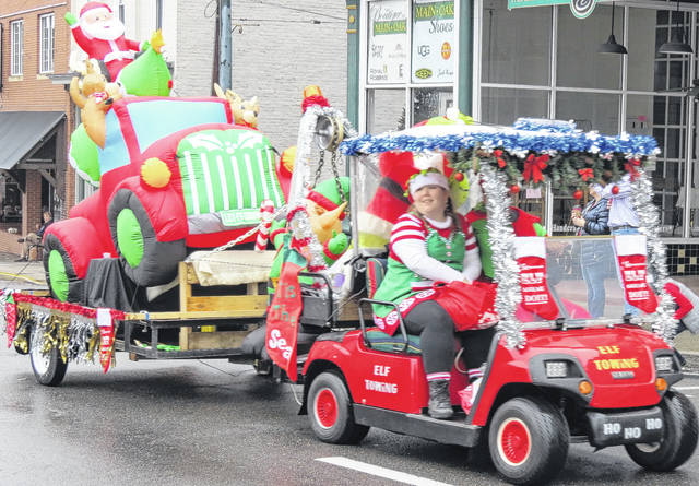 Is The Blacksburg S.C. Christmas Parade 2020 Still On It Is Raining City Christmas parade is Saturday | Mt. Airy News