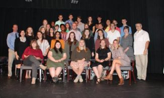 15 inducted in Tri-M Honor Society