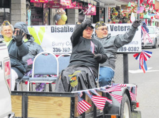 Veterans Day to feature parade, program