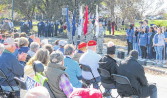 City thanks veterans for their service